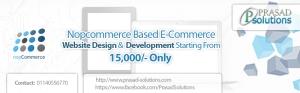 Nopcommerce Based Ecommerce Website