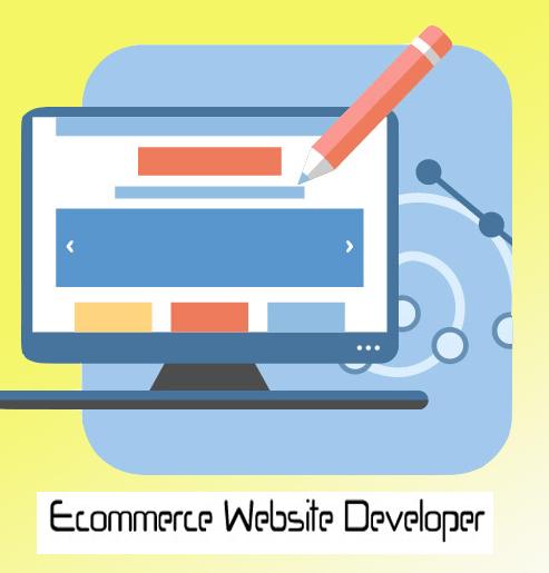Ecommerce Web Developer