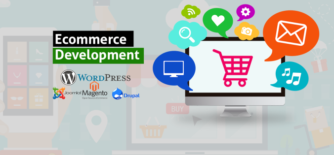 ecommerce development and design
